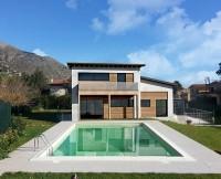 изображение проекта дома из клееного бруса OLYMPIA