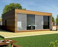 изображение проекта дома из клееного бруса PENELOPE